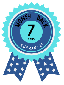 Moneyback guarantte logo